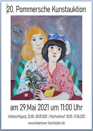 20. Pommersche Kunstauktion