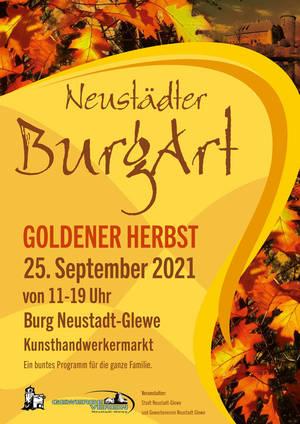 "BurgArt ""Goldener Herbst"""