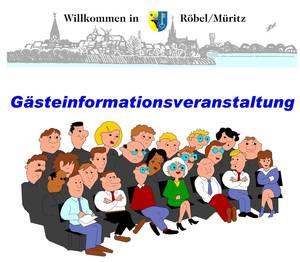 Gästeinformationsveranstaltung