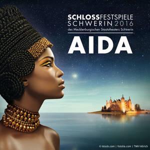 Schlossfestspiele Schwerin: Aida