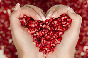 Romantisches Menü zum Valentinstag