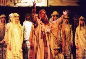 Verdi-Oper NABUCCO