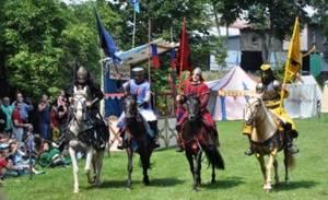 3. Plauer Ritterspiele