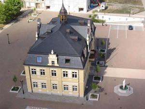 Freiluft-Event rund ums Rathaus