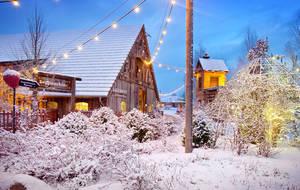 Karls im Winter entspannt genießen