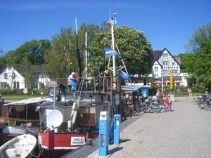 Hafenfest in Kloster
