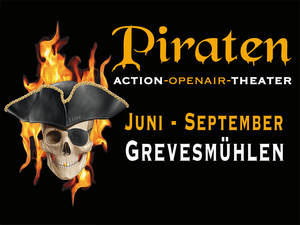 Piraten Open Air 2017 - Exekution in Cartagena