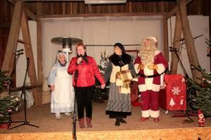 Dörpwihnachten up de Tellowsche Däl