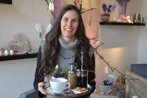 Genussreiche Zeit  im Atelier Café Sembzin