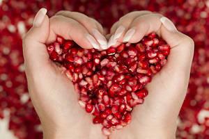 Menüs zum Valentinstag