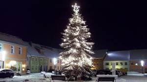 Weihnachtskonzert der Blaskapelle Röbel/Müritz