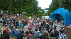 Kinderfest der Stadt Röbel/Müritz