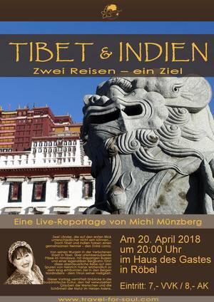 TIBET und INDIEN – Zwei Reisen – ein Ziel