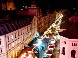 """Weihnachtsmarkt """"Der Stern im Norden"""""""