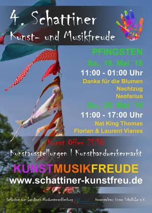 4. Schattiner Kunst- und Musikfreude
