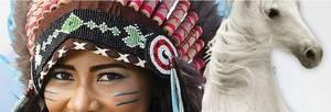Indianershow: Kleiner Frieden