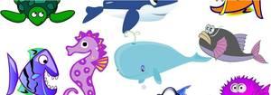 Vom Nichtschwimmer zum Seepferdchen