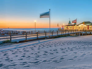 Winterstrandkorbfest