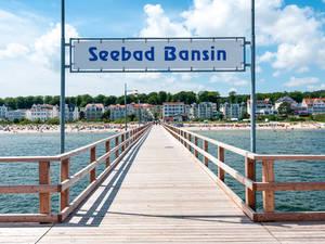 Seebrückenfest Bansin