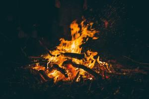 Herbstfeuer & Laternenumzug