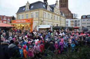Weihnachtsmarkt Hansestadt Demmin