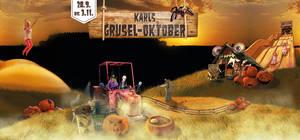 Karls Grusel Oktober von 08:00 bis 19:00