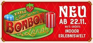 Eröffnung Bonbon-Land
