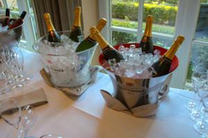 Oster-Champagner-Brunch